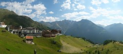 Archived image Webcam Panoramic view Hochsölden 04:00