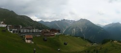Archived image Webcam Panoramic view Hochsölden 08:00
