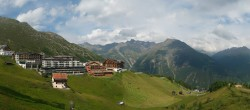 Archived image Webcam Panoramic view Hochsölden 10:00