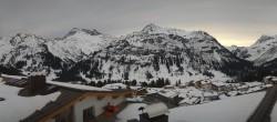 Archiv Foto Webcam Hotel Goldener Berg, Oberlech 07:00