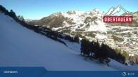 Archiv Foto Webcam Obertauern: Gamsleitenspitze 05:00