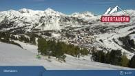 Archived image Webcam Gamsleitenspitze (Obertauern) 10:00