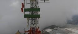 Archiv Foto Webcam Plateau Rosa Zermatt / Breuil Cervinia 17:00