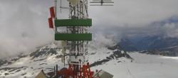 Archived image Webcam Plateau Rosa Zermatt / Breuil Cervinia 06:00