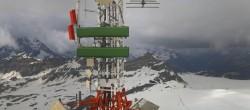 Archived image Webcam Plateau Rosa Zermatt / Breuil Cervinia 10:00