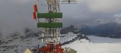 Archived image Webcam Plateau Rosa Zermatt / Breuil Cervinia 12:00