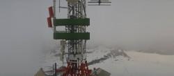 Archived image Webcam Plateau Rosa Zermatt / Breuil Cervinia 14:00