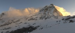 Archiv Foto Webcam Plan Maison Cervinia 22:00