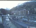 Archiv Foto Webcam Kirchbrücke Zermatt 06:00
