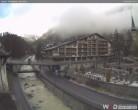 Archiv Foto Webcam Kirchbrücke Zermatt 08:00
