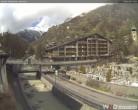 Archiv Foto Webcam Kirchbrücke Zermatt 10:00