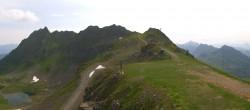 Archiv Foto Webcam Panorama Bahn in Silvretta Montafon 09:00