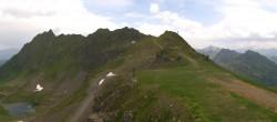 Archiv Foto Webcam Panorama Bahn in Silvretta Montafon 13:00