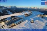Archiv Foto Webcam Blick vom Gipfel des Kronplatz nach St. Vigil 00:00