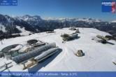 Archiv Foto Webcam Blick vom Gipfel des Kronplatz nach St. Vigil 04:00