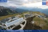 Archiv Foto Webcam Blick vom Gipfel des Kronplatz nach St. Vigil 12:00
