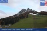 Archiv Foto Webcam Talstation Furkelpass 11:00