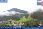 Archiv Foto Webcam St. Vigil am Kronplatz - Weltcupstrecke 02:00