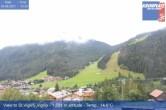 Archiv Foto Webcam St. Vigil am Kronplatz - Weltcupstrecke 04:00