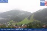 Archiv Foto Webcam St. Vigil am Kronplatz - Weltcupstrecke 10:00