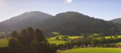 Archiv Foto Webcam SkiWelt Wilder Kaiser - Brixental: Blick auf Söll 02:00