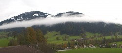 Archiv Foto Webcam SkiWelt Wilder Kaiser - Brixental: Blick auf Söll 05:00