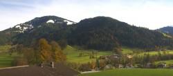Archiv Foto Webcam SkiWelt Wilder Kaiser - Brixental: Blick auf Söll 09:00
