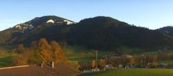 Archiv Foto Webcam SkiWelt Wilder Kaiser - Brixental: Blick auf Söll 11:00