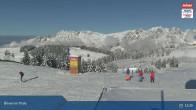 Archiv Foto Webcam Jochbahn Bergstation Brixen im Thale 12:00