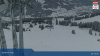 Archiv Foto Webcam Jochbahn Bergstation Brixen im Thale 14:00