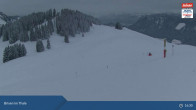 Archiv Foto Webcam Jochbahn Bergstation Brixen im Thale 16:00