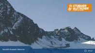 Archiv Foto Webcam Stubaier Gletscher: Bergstation Eisgrat 03:00