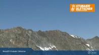 Archiv Foto Webcam Stubaier Gletscher: Bergstation Eisgrat 05:00