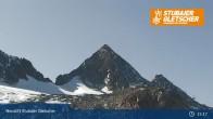 Archiv Foto Webcam Stubaier Gletscher: Bergstation Eisgrat 09:00