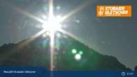Archiv Foto Webcam Stubaier Gletscher: Bergstation Eisgrat 11:00