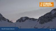 Archiv Foto Webcam Stubaier Gletscher: Bergstation Eisgrat 01:00