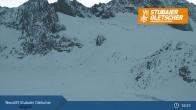 Archived image Webcam Top Station Eisgrat Gondola 23:00