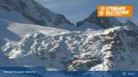 Archived image Webcam Top Station Eisgrat Gondola 09:00