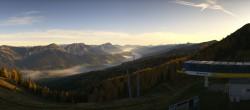 Archiv Foto Webcam 360 Grad Panorama - Hauser Kaibling 02:00