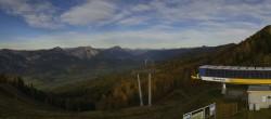 Archiv Foto Webcam 360 Grad Panorama - Hauser Kaibling 10:00