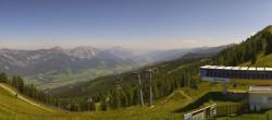 Archiv Foto Webcam 360 Grad Panorama - Hauser Kaibling 06:00