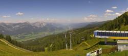 Archiv Foto Webcam 360 Grad Panorama - Hauser Kaibling 08:00