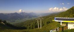 Archiv Foto Webcam 360 Grad Panorama - Hauser Kaibling 12:00