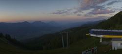 Archiv Foto Webcam 360 Grad Panorama - Hauser Kaibling 14:00
