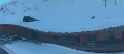 Archiv Foto Webcam Blick auf Top Mountain Crosspoint am Timmelsjoch 02:00