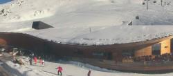 Archiv Foto Webcam Blick auf Top Mountain Crosspoint am Timmelsjoch 06:00