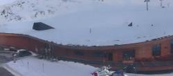 Archiv Foto Webcam Blick auf Top Mountain Crosspoint am Timmelsjoch 10:00