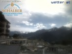 Archiv Foto Webcam Wellness Residenz Schalber 02:00