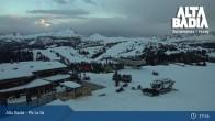 Archiv Foto Webcam Alta Badia: Bergstation Piz La Ila 19:00