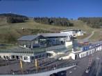 Archived image Webcam Base station at mount Arber 02:00